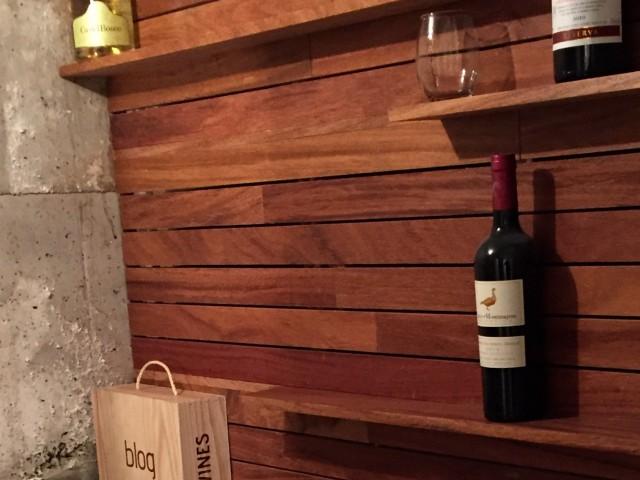 Cave à vin  –  250 bouteilles